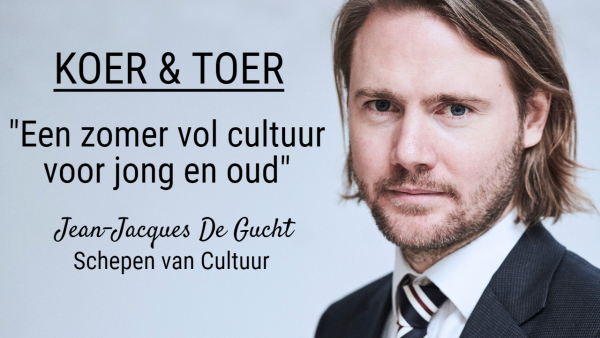 "Vijf weekends cultuurzomer KOER&TOER: ""Alliejn in Oilsjt"""